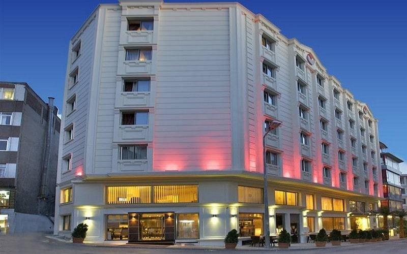 هتل Mirilayon Hotel - Old Town Istanbul