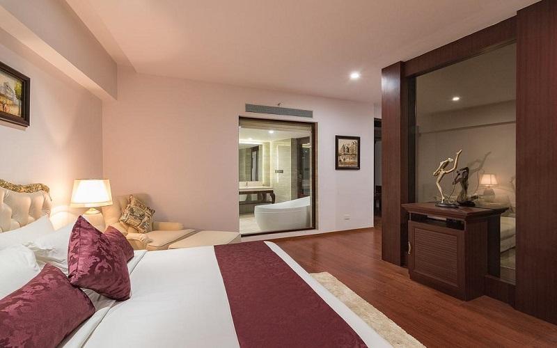 هتل پارک رجیس گوا