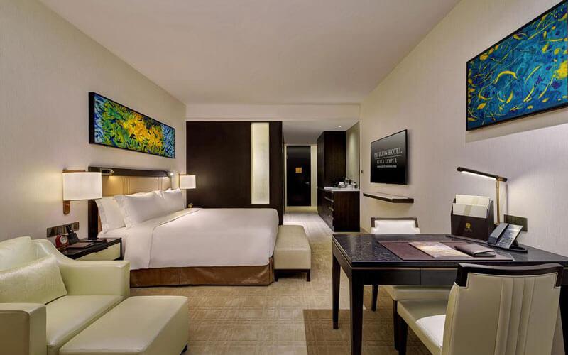 هتل پاویلیون کوالالامپور