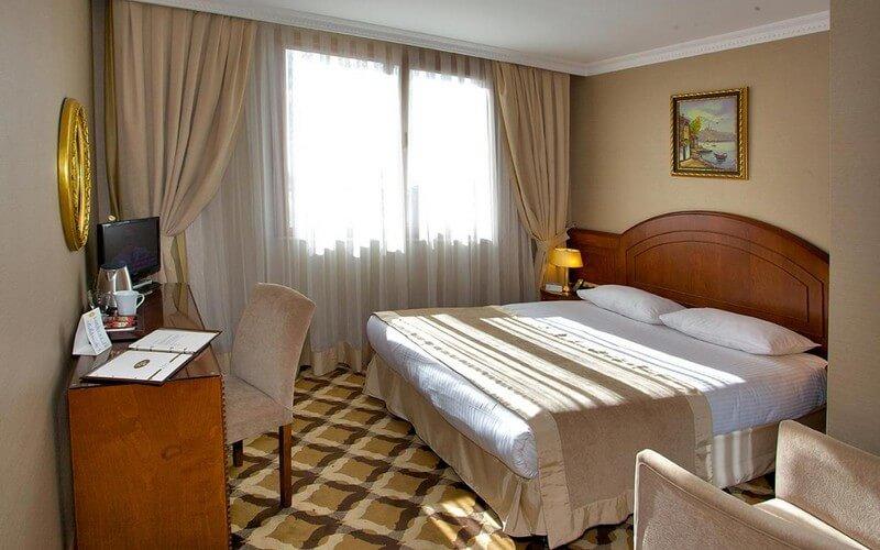 هتل Tilia Hotel Istanbul