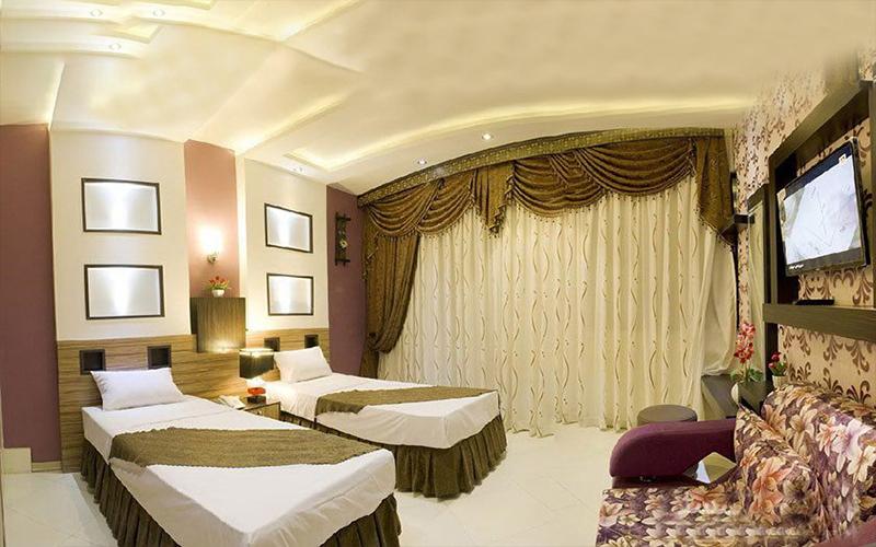 هتل اسپینو مشهد