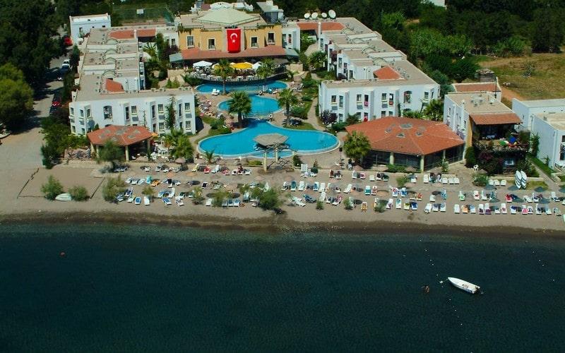 هتل Ladonia Onderhan Hotel Bodrum
