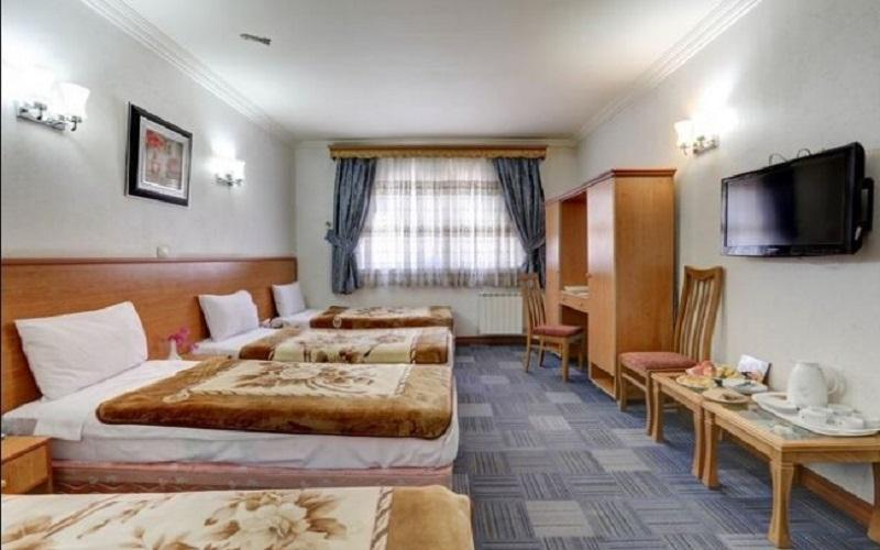 هتل جهانگردی بم