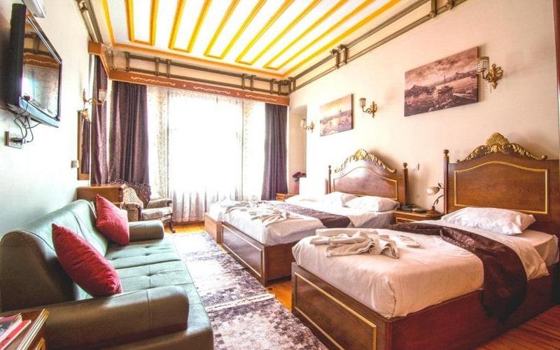 هتل Hotel Gedik Pasa Konagi Istanbul