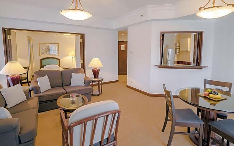 هتل Ambassador Row Hotel Suites by Lanson Place Kuala Lumpur