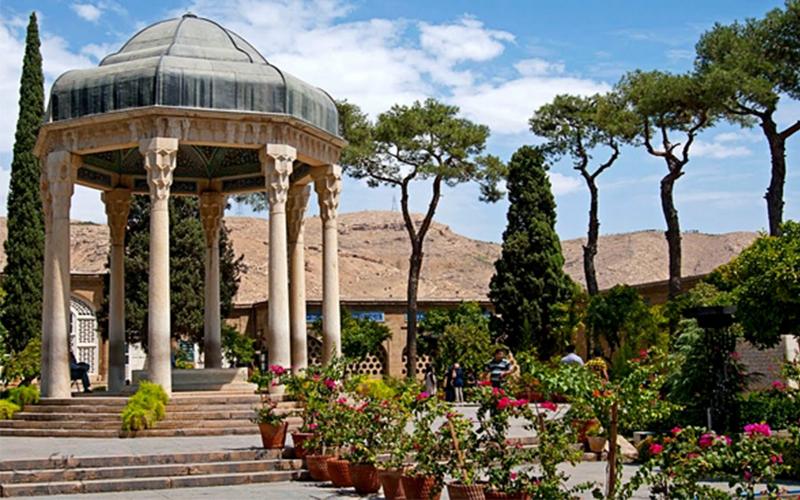 آرامگاه حافظیه شیراز
