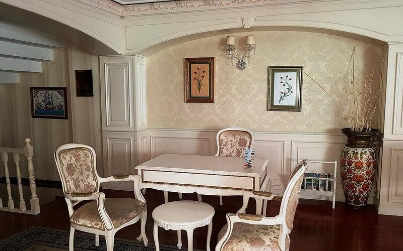 هتل Kupeli Palace Hotel Istanbul