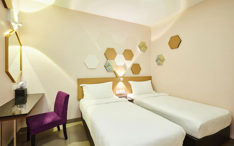 هتل فراگرانس ایمپریال سنگاپور