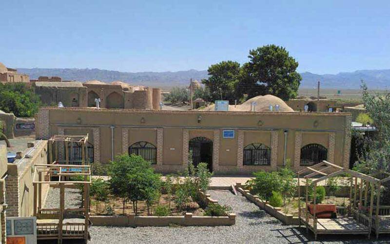 اقامتگاه بوم گردی زعفرانیه سبزوار مشهد