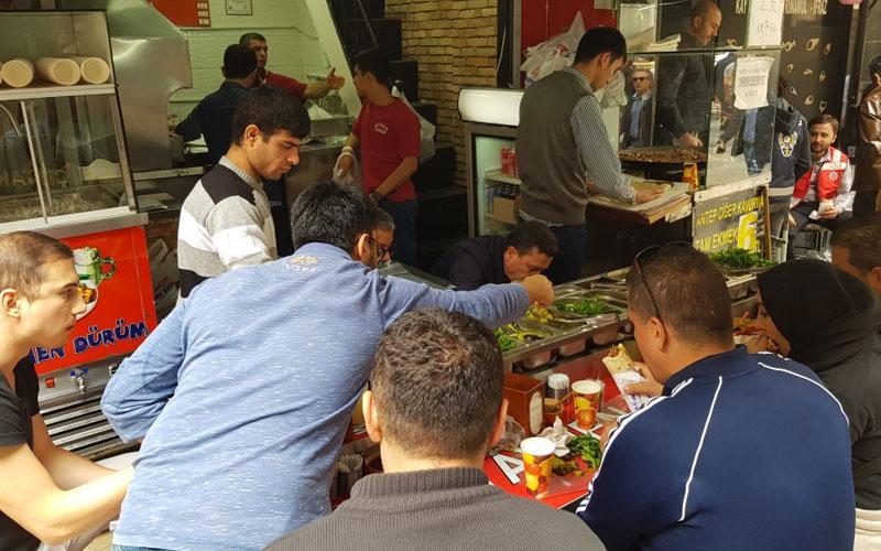 رستوران آینن دوروم استانبول