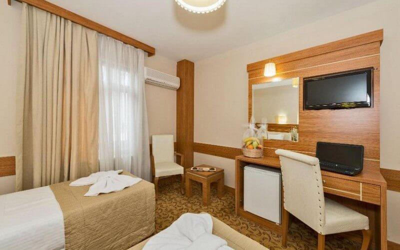 هتل Selenay Hotel Istanbul