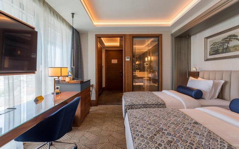 هتل Golden Tulip Bayrampasa Istanbul