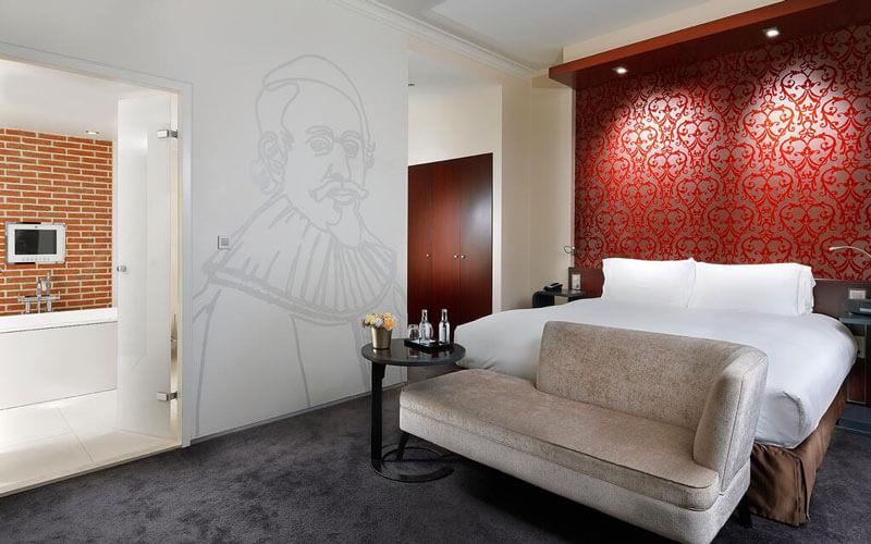 هتل سوفیتل لجند گرند آمستردام
