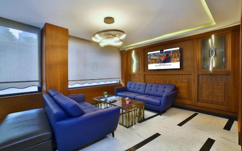 هتل THE TANGO HOTEL TAKSIM ISTANBUL