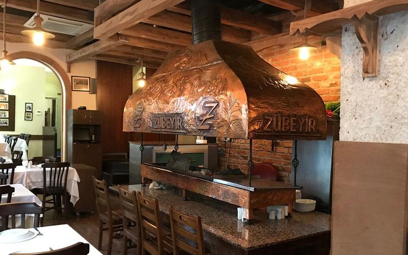 رستوران زوبیر اوجاق باشی استانبول