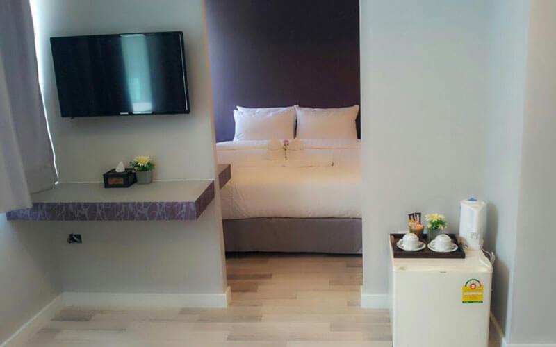 هتل Nantra Ploenchit hotel Bangkok