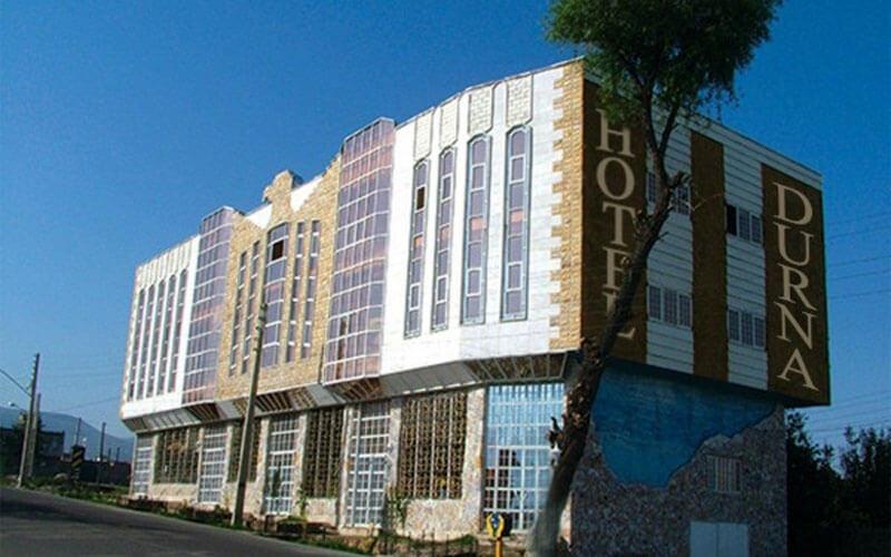 هتل دورنا مشگین شهر