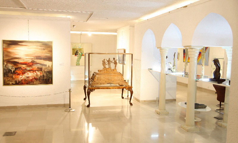 مجموعه سعدآباد تهران