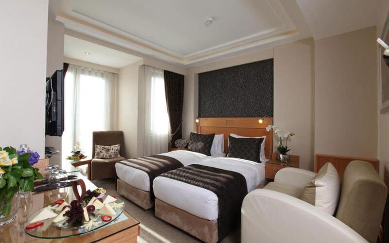هتل Emerald Hotel Istanbul
