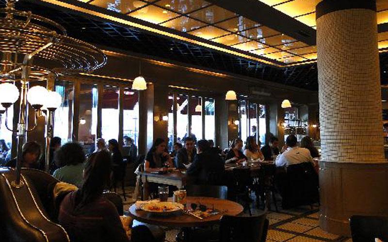 رستوران کیچنت استانبول