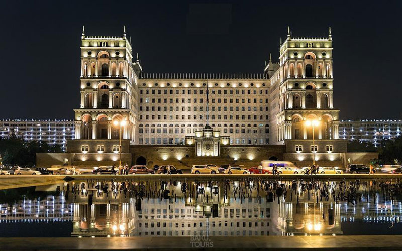 هتل ویلا این باکو