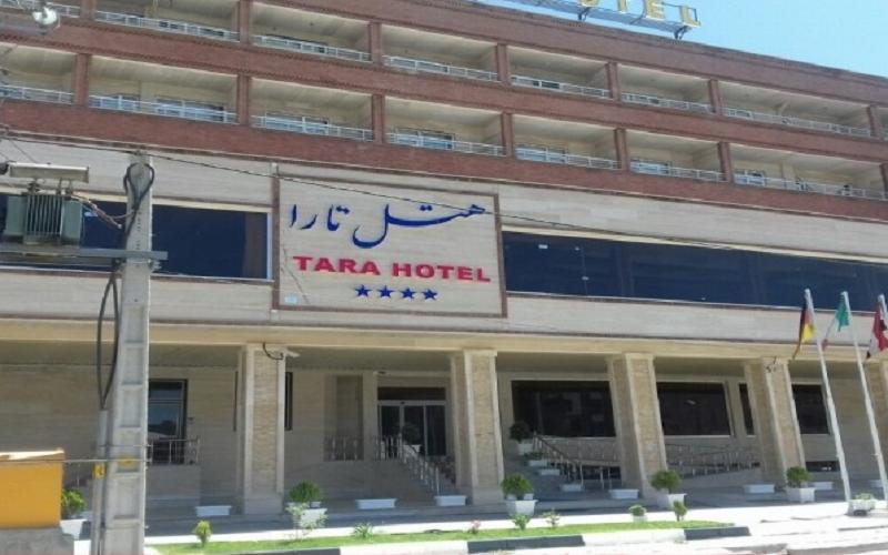 هتل تارا مهاباد