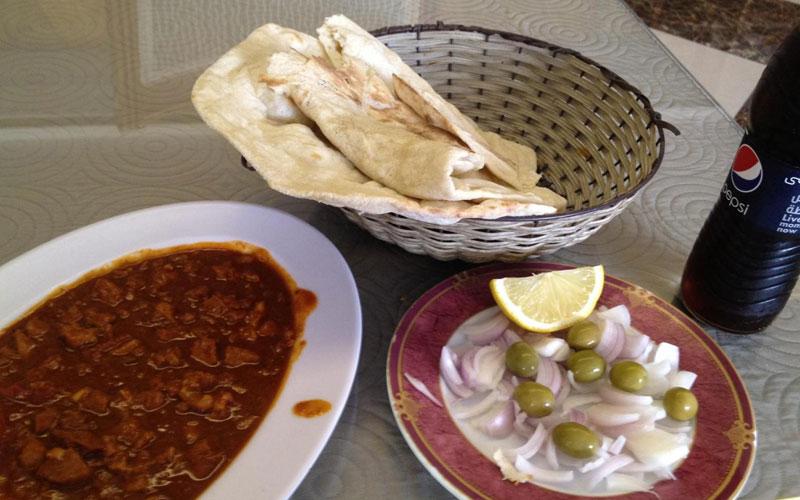 رستوران عمر خیام دبی