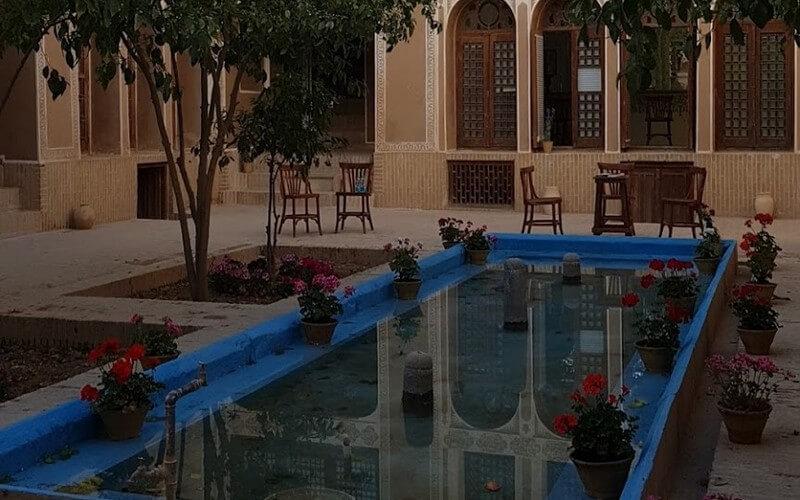 اقامتگاه سنتی شاه ابوالقاسم يزد