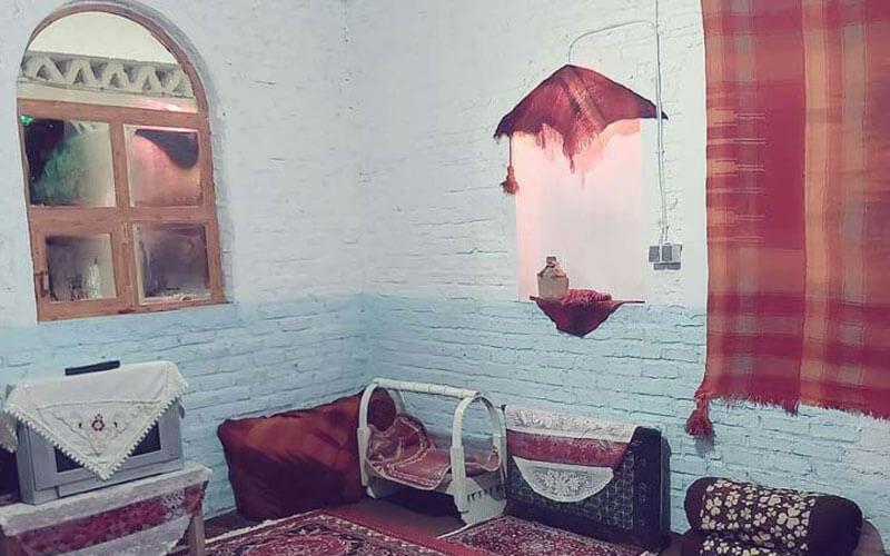 اقامتگاه بومگردی آکام کرمانشاه