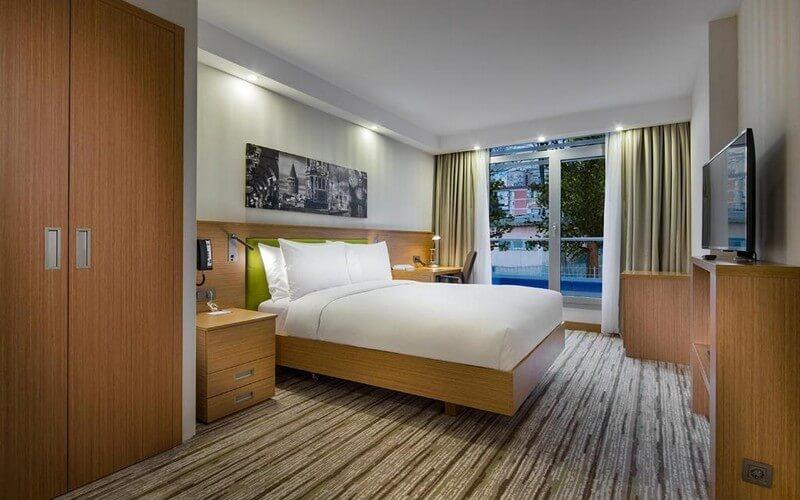 هتل Hampton by Hilton Atakoy Istanbul
