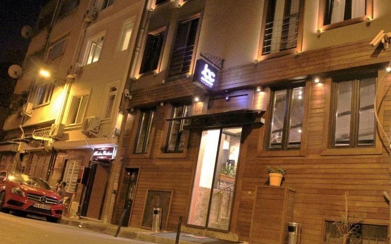 هتل BC Pangaldi Istanbul