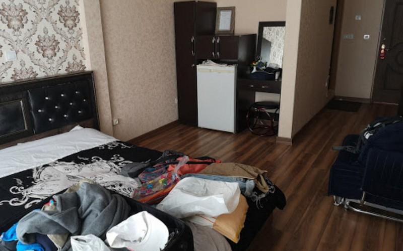 هتل سنگسر مهدی شهر سمنان