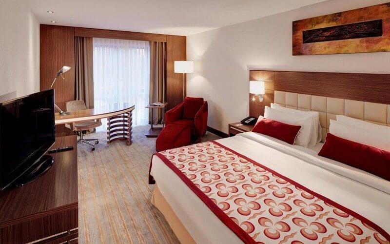 هتل Mercure Altunizade Istanbul
