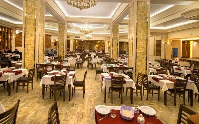 هتل پتروشیمی تبریز