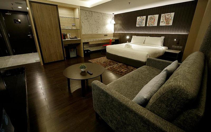 هتل Jazz Penang