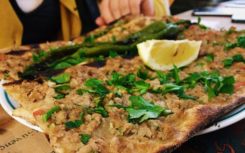 رستوران گوونچ کونیالی استانبول