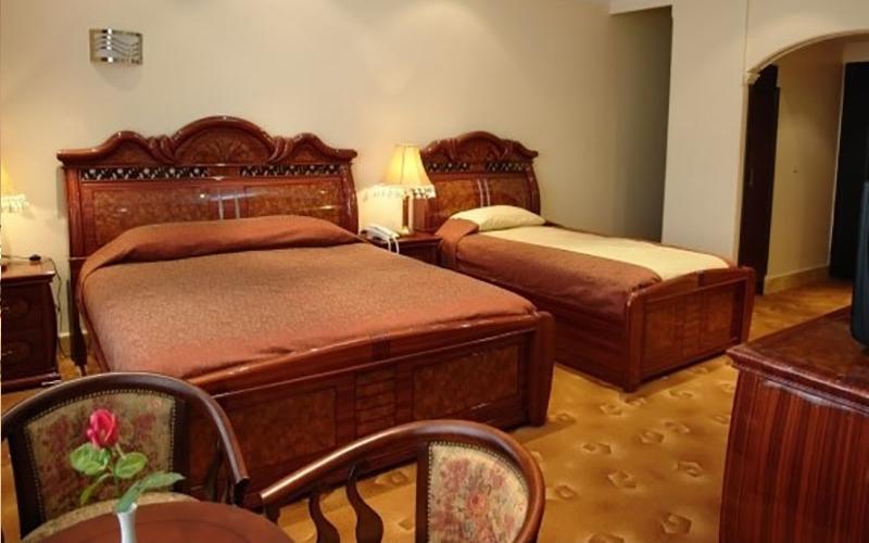 هتل خورشید قم