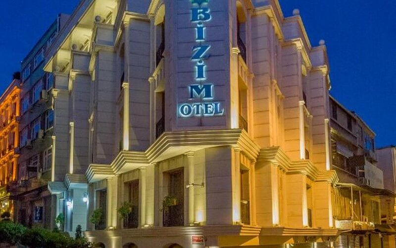 هتل Bizim Hotel Istanbul