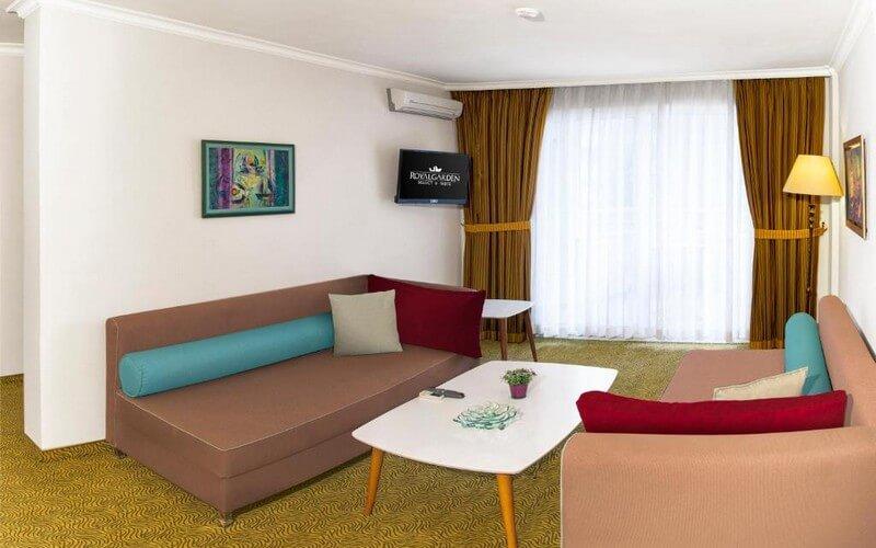 هتل Royal Garden Beach Hotel Alanya