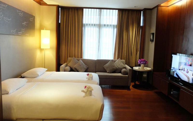 هتل اتاس رزیدنس بانکوک