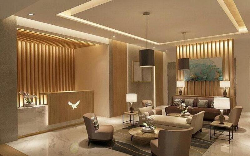 هتل Royal Falcon Hotel Dubai