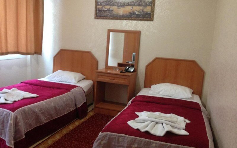 هتل Hotel Ekol Istanbul
