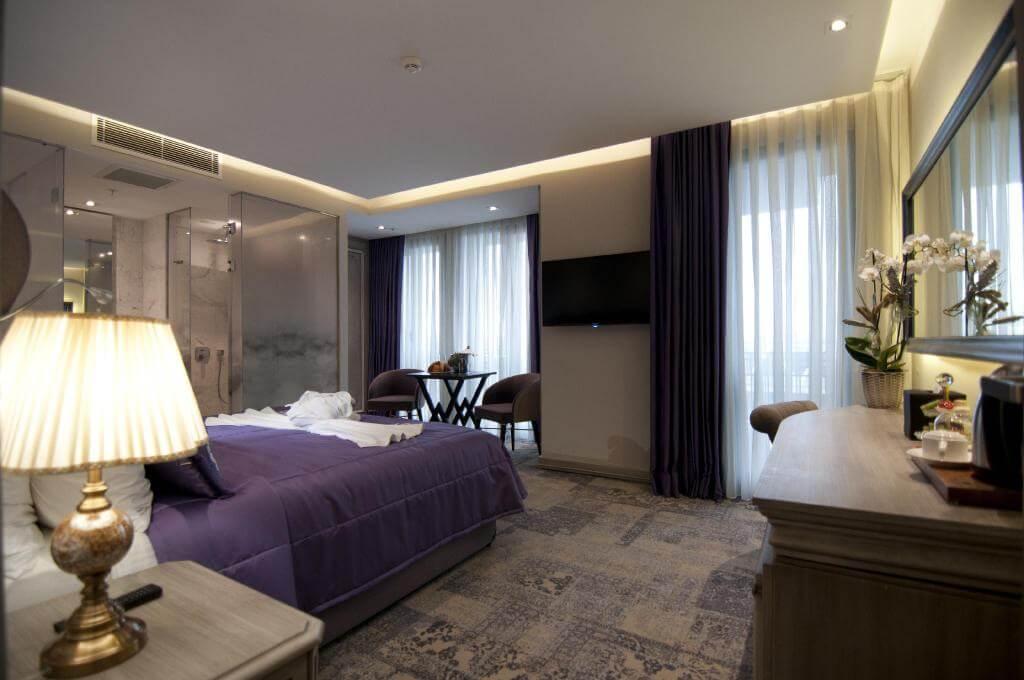 هتل Nupelda Bosphorus Istanbul