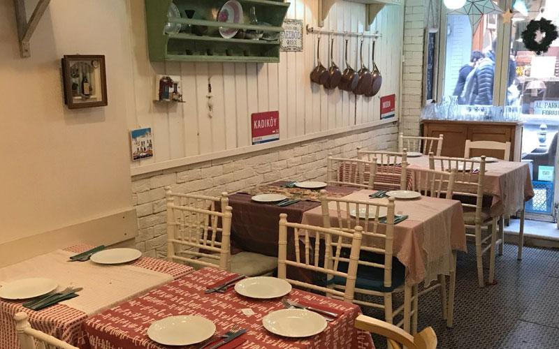 رستوران شیراز استانبول