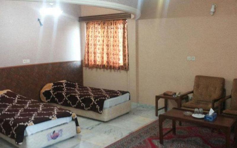 هتل دریا اردبیل