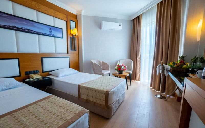 هتل Aydinbey Gold Dreams Hotel