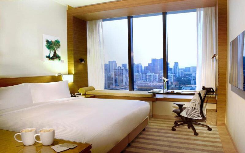هتل وان فارر سنگاپور