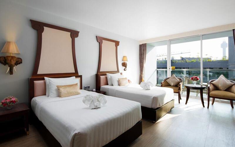 هتل Aiyara Grand Hotel Pattaya