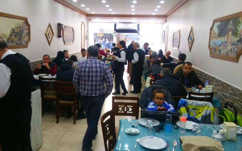 رستوران صفا استانبول