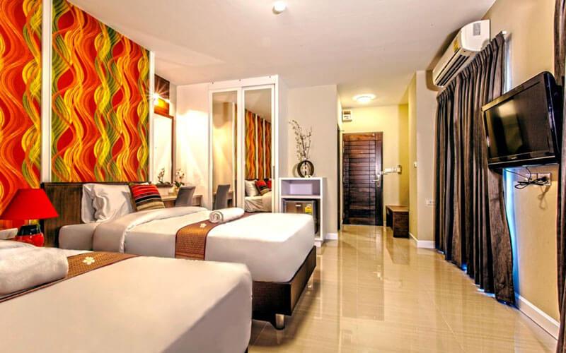 هتل The Aim Sathorn Hotel Bangkok